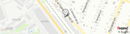 Интернет-магазин садовой техники на карте Калуги
