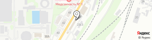 5 фасад на карте Калуги