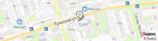СнабКомплект на карте Калуги