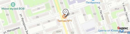CESKY LEV на карте Калуги