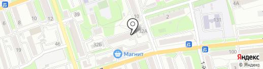 Оптово-розничный продовольственный магазин на карте Калуги