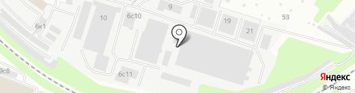 AD Plastik на карте Калуги