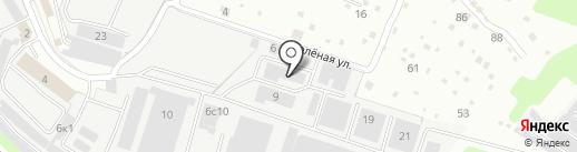 СЕРВИСТРАНСАЛЬТИС на карте Калуги