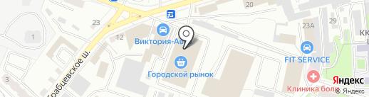 Lazurit на карте Калуги