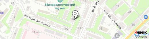 Городская управа г. Калуги на карте Калуги