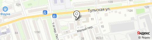 Сеть магазинов инструментов на карте Калуги