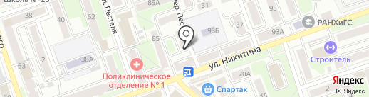 Связь-безопасность, ФГУП на карте Калуги