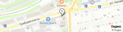 Респект на карте Калуги