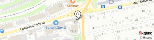 ПроМебель на карте Калуги