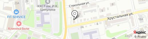 Диалог на карте Калуги