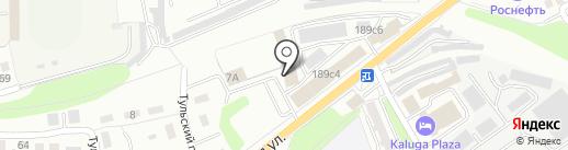 Колодец PRO на карте Калуги