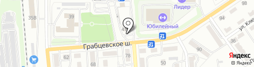 Академия Красоты Оксаны Труновой на карте Калуги