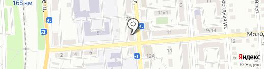 Фотосалон на карте Калуги