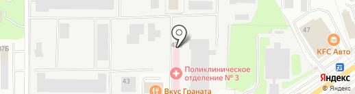 ДДТ на карте Калуги