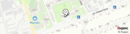 Калугалифтремстрой на карте Калуги