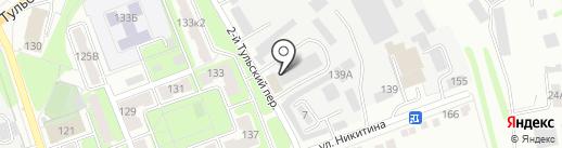 Сектор на карте Калуги