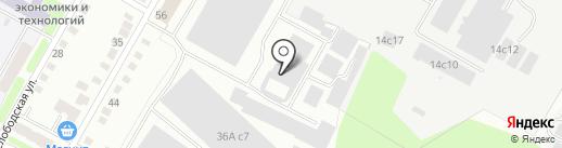 Хорошая Торговка на карте Калуги