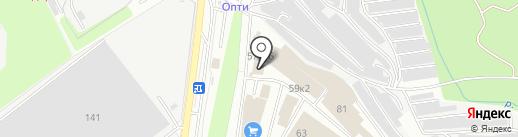 Still на карте Калуги