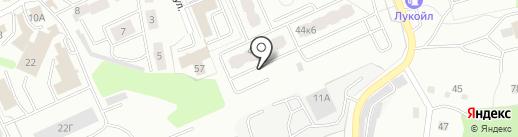 Управляющая организация Заводская на карте Калуги