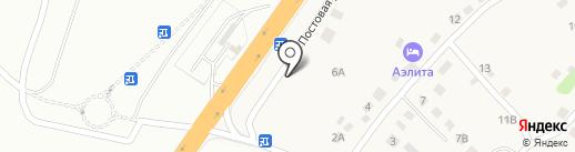 АЭЛИТА на карте Калуги