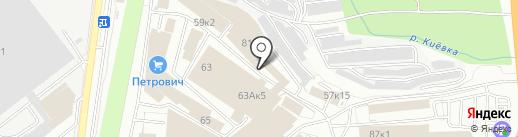 НТК Прогрессивные технологии на карте Калуги