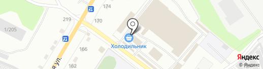 АКБ Фора-банк на карте Калуги