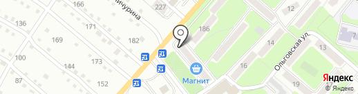 Городская поликлиника на карте Калуги