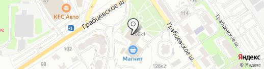 Банкомат, Газпромбанк на карте Калуги