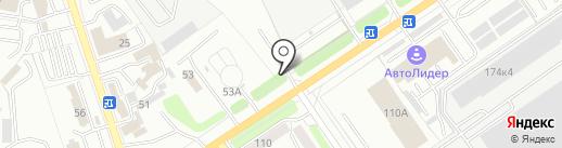 СКТБР на карте Калуги