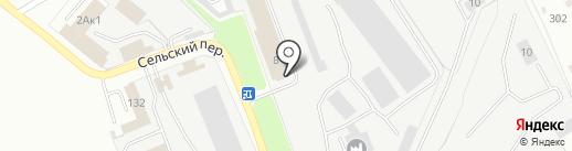 Оптово-розничная компания на карте Калуги