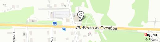 Санкт-Петербургский государственный экономический университет на карте Калуги