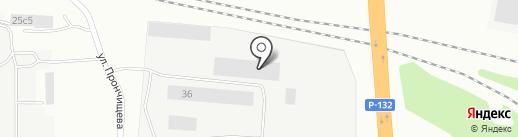 Аргон, ЗАО на карте Калуги