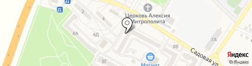 Аптека на карте Майского