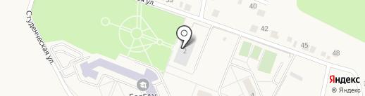 Белгородский государственный аграрный университет им. В.Я. Горина на карте Майского