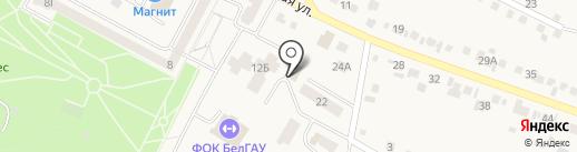 Магазин автозапчастей на карте Майского