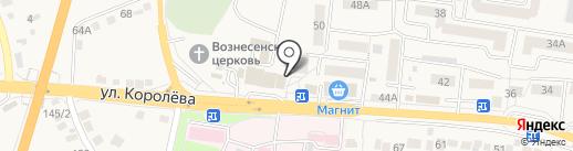 Аптека на карте Стрелецкого