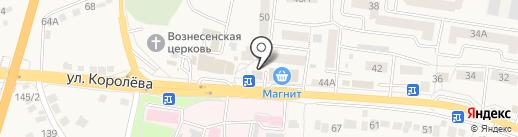 МегаФон на карте Стрелецкого
