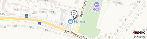 Триумф на карте Стрелецкого