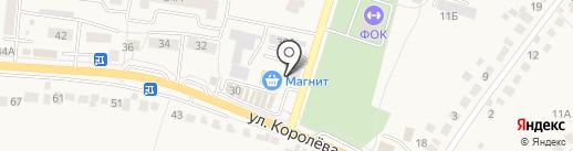 Элта на карте Стрелецкого
