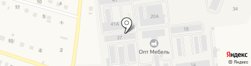 Двери Оптом на карте Стрелецкого