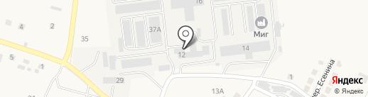 БелГарант на карте Стрелецкого