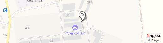 Печатный экспресс на карте Стрелецкого