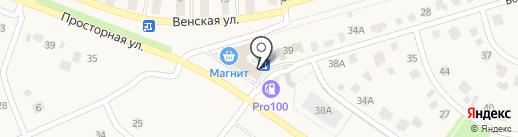 Автокомфорт на карте Дубового