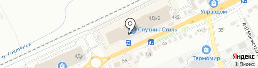 Полюс Фарм на карте Белгорода