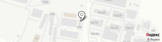 Интехсервис на карте Белгорода