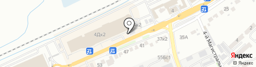 Софтборды от РА Санта на карте Белгорода
