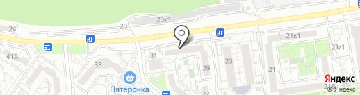Центр защиты прав граждан на карте Белгорода