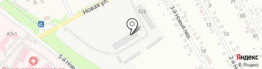 Два Кузнеца на карте Белгорода