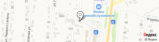 Тинк на карте Северного