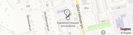 Администрация городского поселения Северный на карте Северного